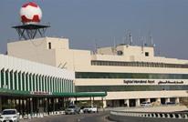 صواريخ على مطار بغداد ومضادات القاعدة الأمريكية تتصدى لها