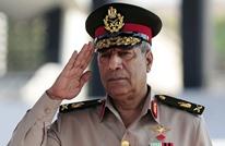 تسريب.. تصريح مثير لقائد بالجيش المصري بعد ثورة يناير (شاهد)