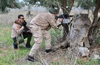 """""""الوفاق"""" تتصدى لقوات حفتر بـ""""مثلث القيو"""" جنوب طرابلس"""