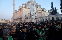 """الأتراك يتضامنون مع المقدسيين في """"حملة الفجر"""" (شاهد)"""