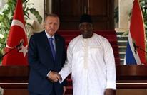أردوغان يصل إلى غامبيا.. ويؤكد: حفتر لا يريد السلام