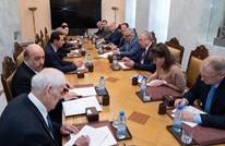 """مسؤولون روس يبحثون مع الأسد """"القضاء على بؤر الإرهاب"""""""