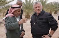"""ترقب لموقف ملك الأردن من """"الصفقة"""" وصحف تغطي زيارته للجنوب"""