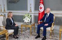 سعيّد يدعو لفتح تحقيق في دخول لاعب إسرائيلي لتونس