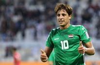 النجم العراقي مهند يرحل إلى أوروبا