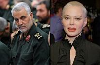 ممثلة أمريكية تفجر جدلا.. تعتذر لإيران وتتهم بلادها بالإرهاب