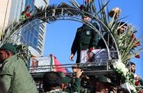 بدء مراسم تشييع سليماني والمهندس بإيران.. وحشود كبيرة (شاهد)