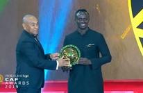 ماني يتفوق على صلاح ويتوج بجائزة أفضل لاعب أفريقي
