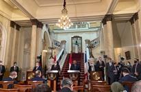اجتماع القاهرة الرباعي محاولة لإحياء مفاوضات حل الدولتين