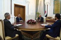 """نائب: اجتماع """"رئاسات"""" العراق بحث تأجيل الانتخابات المبكرة"""
