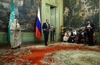 وزير خارجية السعودية يهاجم من موسكو دور إيران بالمنطقة