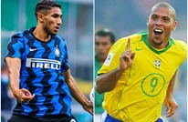 """رونالدو """"الظاهرة"""" يصفع ريال مدريد بسبب المغربي حكيمي"""