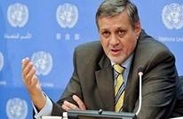 أول لقاء بين المنفي والمبعوث الأممي الجديد إلى ليبيا