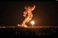 """تضارب بشأن """"غارات أمريكية"""" في العراق (شاهد)"""