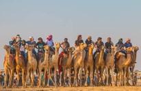 العرس البدوي موروث فلسطيني يزين بيت الشّعر بالدحية واليرغول
