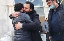 "تيم حسن يبكي حاتم علي: ""لك علي ديون لا يمكن ردها"" (صور)"