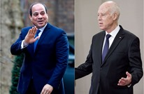 وزير خارجية مصر يسلم قيس سعيد رسالة جديدة من السيسي