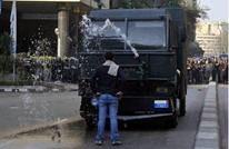 """لماذا لا يزال """"رجل المدرعة"""" مختفيا بعد عقد على ثورة يناير؟"""