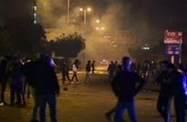 احتجاجات غاضبة بطرابلس.. والجيش اللبناني يتدخل (شاهد)
