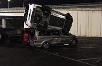 """موظف سابق يحطم 50 سيارة بمرآب شركة """"مرسيدس"""""""