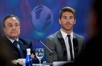 "راموس يلتقي رئيس ريال مدريد ويوجه له ""اتهامات"""