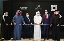 """قطر تفتتح فندقا بمصر بحضور وزيري مالية البلدين و""""منوشين"""""""