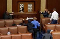 """استئناف جلسة المصادقة على فوز بايدن بعد تأمين """"الكونغرس"""""""