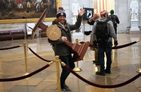 """نائب مصري يطالب بالتدخل للإفراج عن """"مقتحمي الكونغرس"""""""