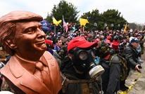 """WP: """"أوقفوا السرقة"""" حملة عالمية متطرفة تساند ترامب"""