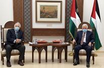 عباس يلتقي رئيس لجنة الانتخابات.. ويحدد موعدا للمراسيم