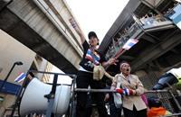 تايلاند: قتيلان و45 جريحاً في اشتباكات بانكوك