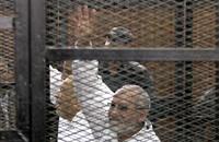 حكم نهائي بالسجن المؤبد لمرشد الإخوان وقادة آخرين بالجماعة