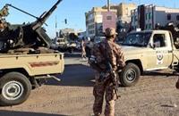 ليبيا: مقتل ضابط بالجيش وإصابة ابنه بجروح