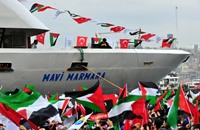 """وفد إسرائيلي رفيع لتركيا لبحث تعويضات قتلى """"مرمرة"""""""