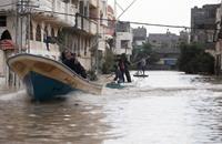 قطر تموّل مشاريع لتأهيل البنية التحتية في غزة
