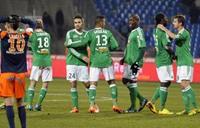 الدوري الفرنسي: سقوط مونبلييه أمام سانت اتيان