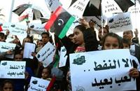 رئيس وزراء ليبيا يأمل فتح مرافيء نفطية الأحد