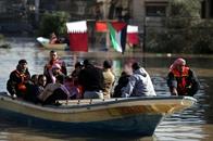 لجنة قطر لإعمار غزة توقع عقودا بـ 70 مليون دولار