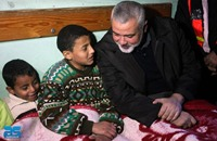 هنية: مشاريع استراتيجية للمناطق المتضررة في غزة