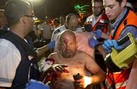 انفجار عبوة ناسفة يصيب إسرائيليا بجروح خطيرة
