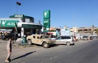 بدء تصدير البترول من الهلال النفطي الليبي