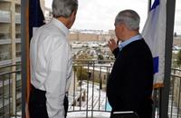 هآرتس: كيري يفرض على الفلسطينيين مطالب نتنياهو