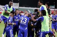 صعود النصر لثالث الدوري الإماراتي بفوزه على عجمان