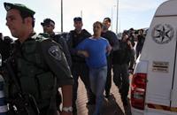 إسرائيل اعتقلت597 فلسطينيا خلال الشهر الجاري