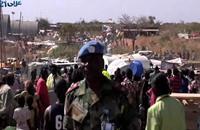 جرح 4 اميركيين جنوب السودان واوباما يحذر(فيديو)