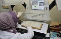 تركيا تنقل 44 ألف كتاب قديم إلى النظام الرقمي
