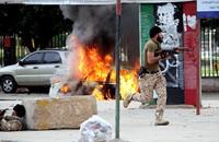 ليبيا: مقتل 8 جنود بتفجير في مدينة بنغازي