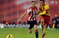 بيلباو يذيق برشلونة خسارته الأولى في الدوري