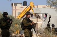 إخطارات إسرائيلية بهدم مسجد ومنازل بالقدس