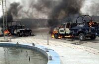 الجيش العراقي ينسحب من الرمادي والفلوجة